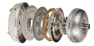 Transmission and Clutch - Automatic transmission service - Torque Converter is the component that transfers your car engine's power to the transmission - and then to the wheels of your car