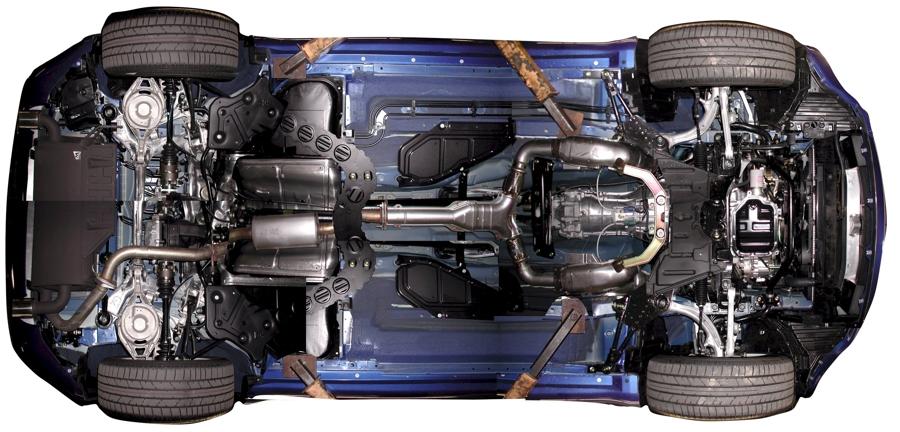 under-car-auto-service-2 - Auto Repair Traverse City, MI - Brakes ...